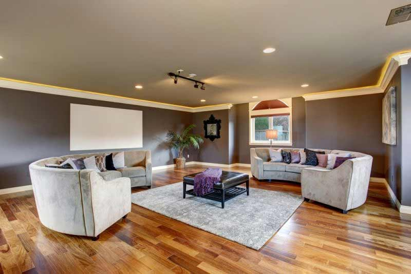 view larger image home theater design - Designing A Home