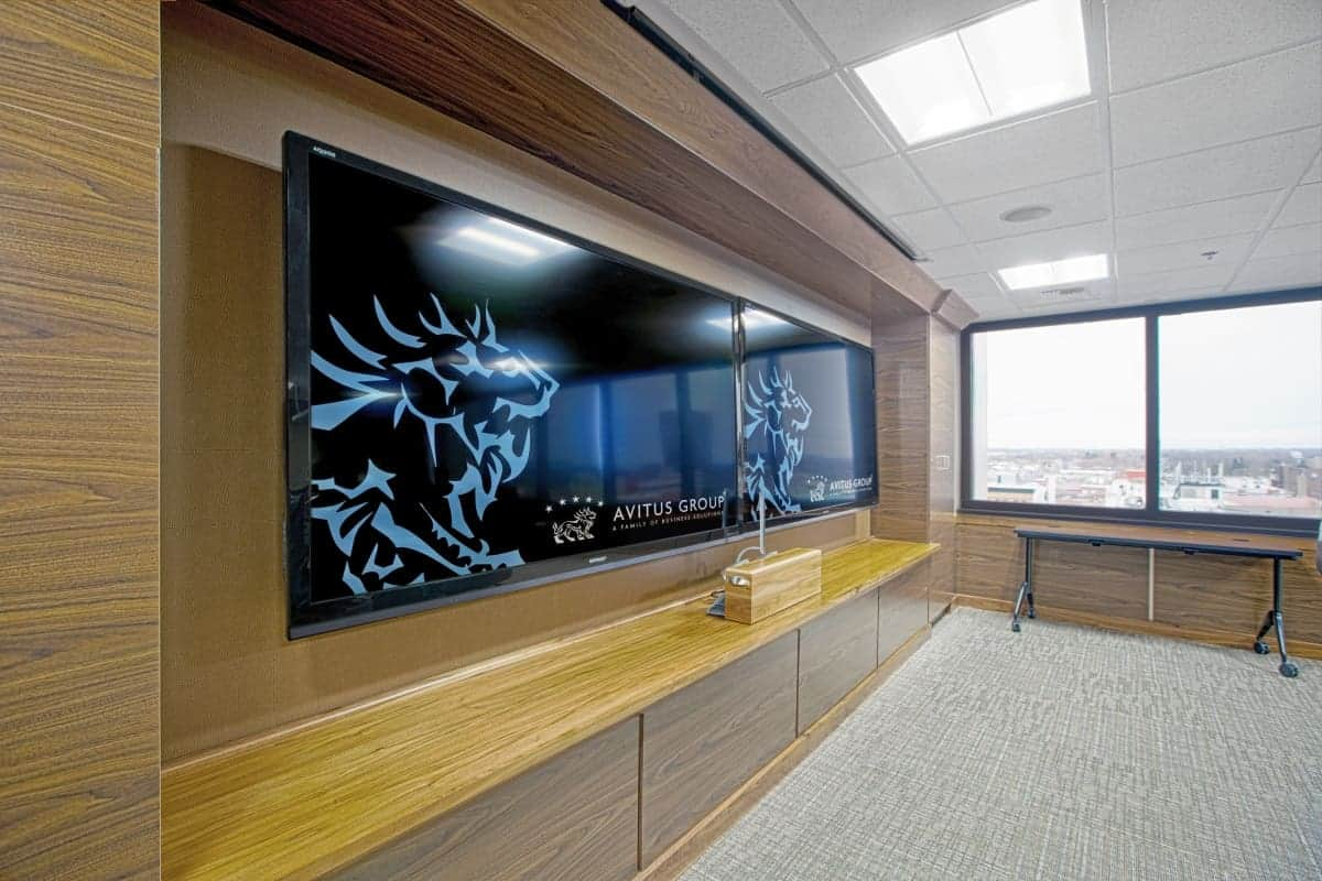 Office Theater Avitus Group of Billings, MT