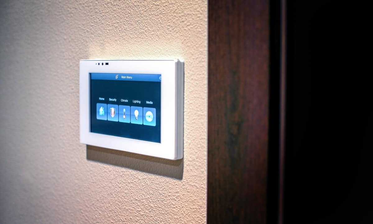 home automation brown builders