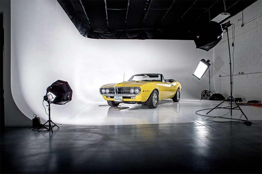 Photography Studio Lighting