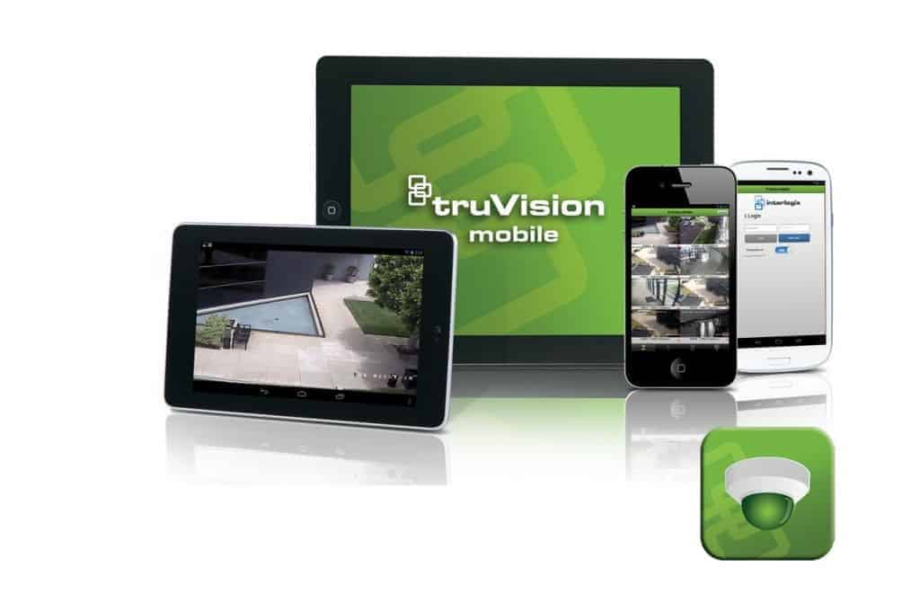 truVision security camera app