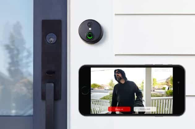 skybell smart doorbell camera