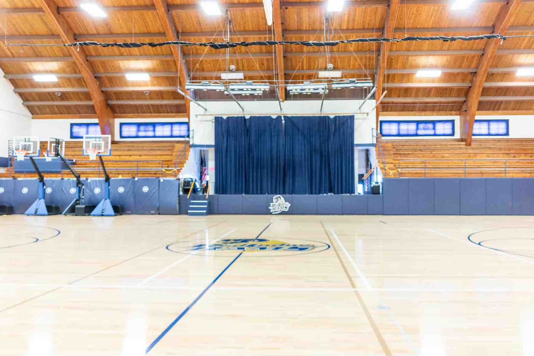 red-lodge-civic-center-gymnasium-commercial-security-camera-retrofit